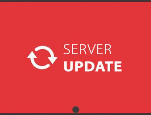 Server-Umstellung
